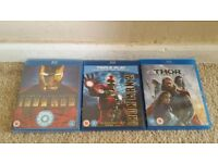 BluRay Bundle x3