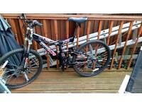 Mans X19 quàke mountain bike