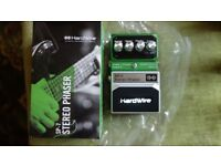 DigiTech SP-7 PHASER boxed mint conditiononly two weeks old.
