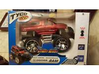 Brand New Tyco R/C Ford F150 and Dodge Ram