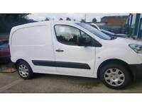 Peugeot Partner Van 2011. Petrol/LPG