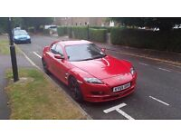 Mazda RX-8 RED, GOOD CONDITION