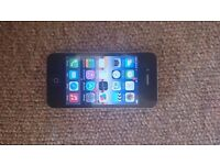 i-phone 4 in perfect condition - unlocked