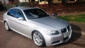 Bmw m-sport 2 litre petrol in mint condition.