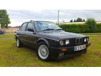 BMW E30 325i SE FORMER KEEPERS 8 £4000 ono px