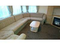 FOR SALE Static Caravan Holiday Home, Stunning Sea Views, 12mth, Pet Friendly, Morecambe, Lancashire