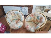 Conservatory/patio chairs