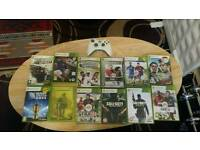 Xbox 360 + 12 game's