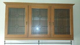 lounge / kitchen display cupboard