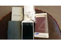 Samsung galaxy note 4 boxed with accessories