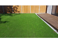 LUXURY 30MM ARTIFICIAL GRASS - AVAILABLE NOW TO COLLECT