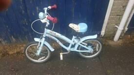 Childs bike Apollo