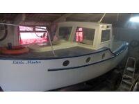 Colvic 22ft fishing boat & Trailer