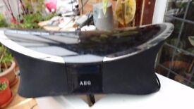 AEG BSS 4803 BT 2.1 BLUETOOTH SOUND SYSTEM USB NO POWER WHEN SWITCH ON