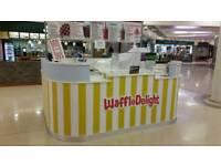 Shopping Mall Food Kiosk / Catering Kiosk Business set up