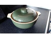 Denby Classic casserole style pot