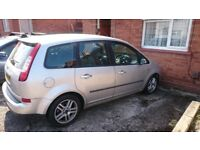 Ford focus c - max 1.9 tdci. NO MOT. needs minor repairs.