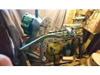 Record power Nova DVR-XP Woodturning lathe