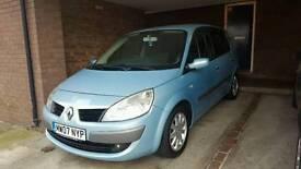 Renault scenic ii automatic