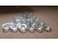 Glass Tealight Holders **new price**