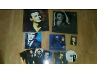 """10 x then jerico - mark shaw - vinyl , cd collection , picture disc , LP,/12""""/7"""""""