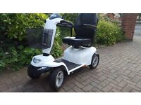 group 3 road legal mobility scooter ST 5 Perfect condition! eden mobility