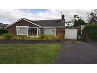 2 Bed Bungalow 'TO LET'