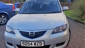 Mazda 3 ONLY 39000 MILES!!! EXCELENT CONDITION FULL SERVIS HISTORY ONE OWNER