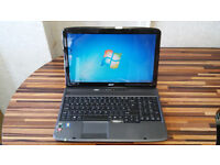 Acer Aspire 5535 HD Laptop [ Fully Working / 1 Month Warranty ]