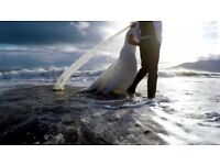 Cinematic Wedding Films starting from as little as £341 (May discount)