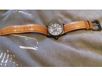 Timberland watch with battery