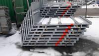 Schutzgitterstützen L Gerüst Baugerüst  kompatibel mit Layher Bayern - Lonnerstadt Vorschau