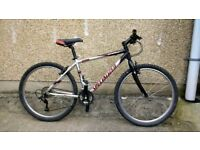 "Specialized Hardrock Comp bike 17"" lightweight aluminium bicyle MTB mens womans"