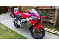 aprilia rsv superbike not r1 gsxr or ninja