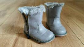 Next girls boots size 5 uk