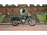 Lexmoto Arizona 125cc motorcycle