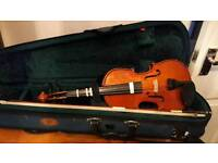 Child's Violin 1/2