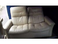Duble seater recliner sofa. very good condition