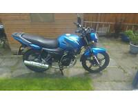 Sinnis st 125 14 plate low miles