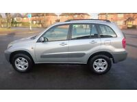 2003 TOYOTA RAV4 2 OWNER INCLD ME LOW MILEAGE FULL SERVICE HISRY IN GOOD CONDITION