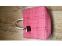 Genuine Burberry ladies handbag. New/unused with tags attached. £200