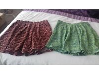 Womens Next Skirts