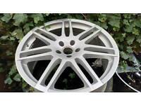 "20"" genuine Audi Alloy Wheel from Q7"