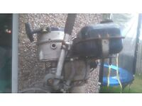 British Seagull Outboard Model 90 Long Shaft