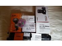Canon EOS 700D 18.0 MP Digital SLR Camera Black EF-S 18-55mm IS STM Kit