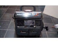 Petrol generator 240volt 2stroke