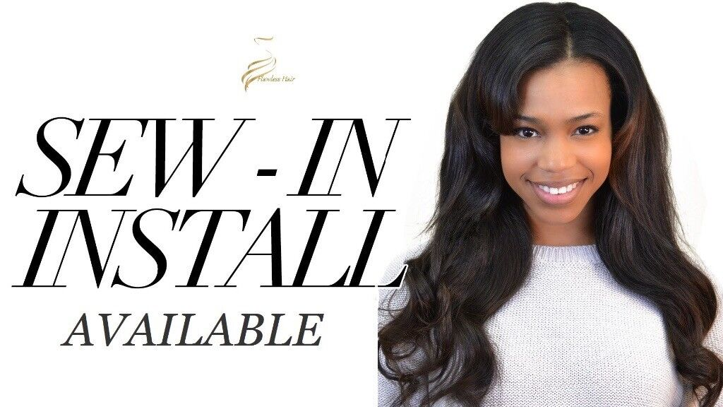 Afro Caribbean Hairdresser For Weave Hair Extensions And Braids