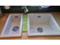 Franke Sink (ceramic)