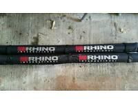 Rhino double roof bar pads