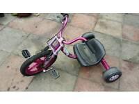 Kids drift trike